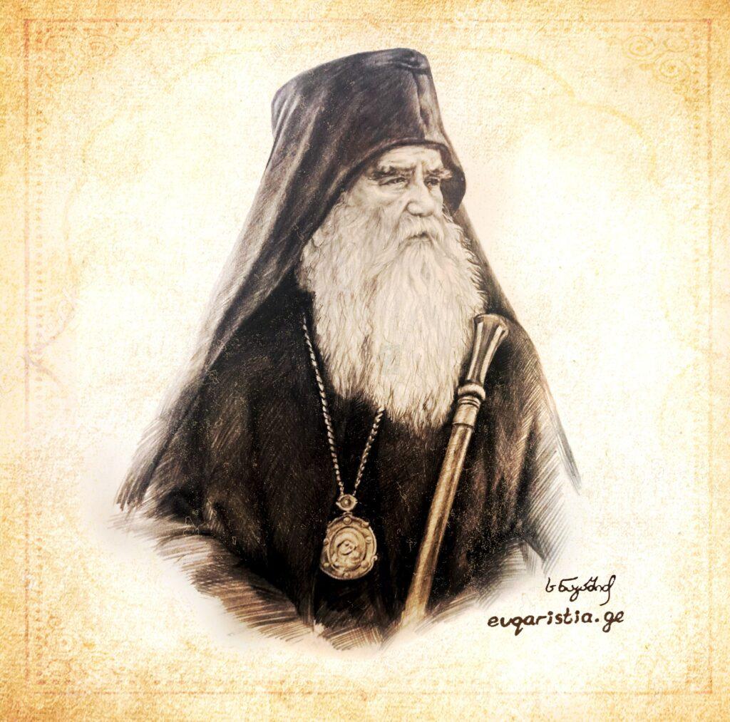 ლიტურგია და სულიერი ცხოვრება – მიტროპოლიტი ამფილოქე რადევიჩი