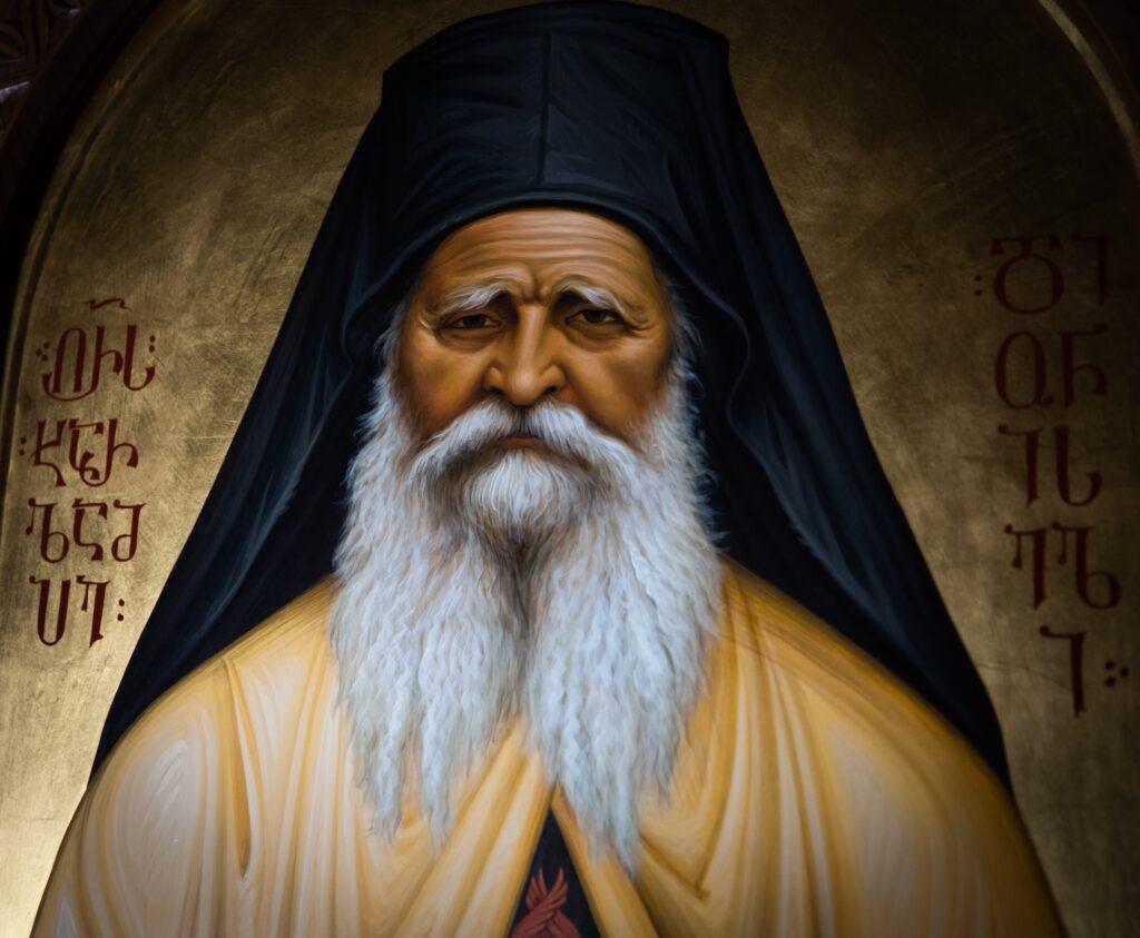 """საუბრები გონიერ ლოცვაზე- არქიმანდრიტი ხარლამპე დიონისელი """"იესოს ლოცვის ოსტატი"""" (ნაწილი 2)"""